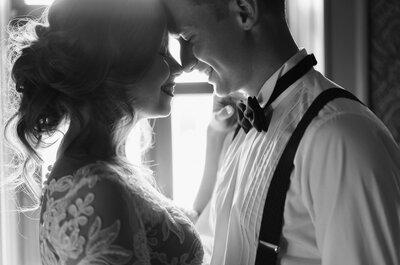 Буря эмоций: яркая свадьба Лианы и Ильи