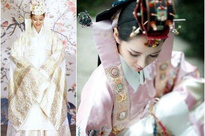 ¿Cómo visten las novias de Oriente? ¡Descubre sus vestidos tradicionales!