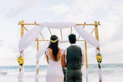 Casamento express: organiza um grande dia perfeito em pouco tempo!