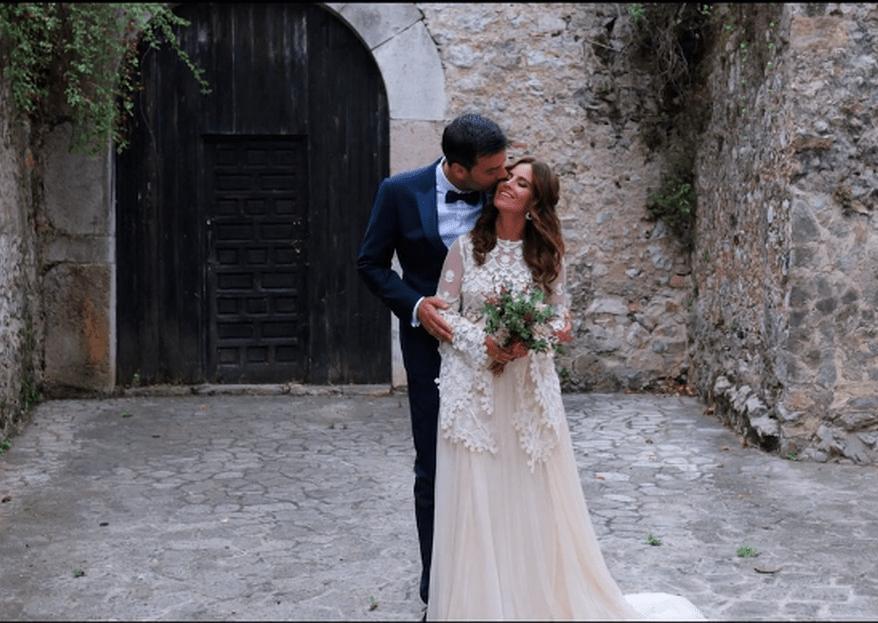 Perspective Studio: vídeos de boda con ritmo y un gusto exquisito
