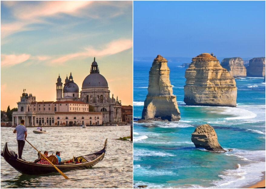9 espectaculares lugares del mundo que tienes que visitar antes que desaparezcan