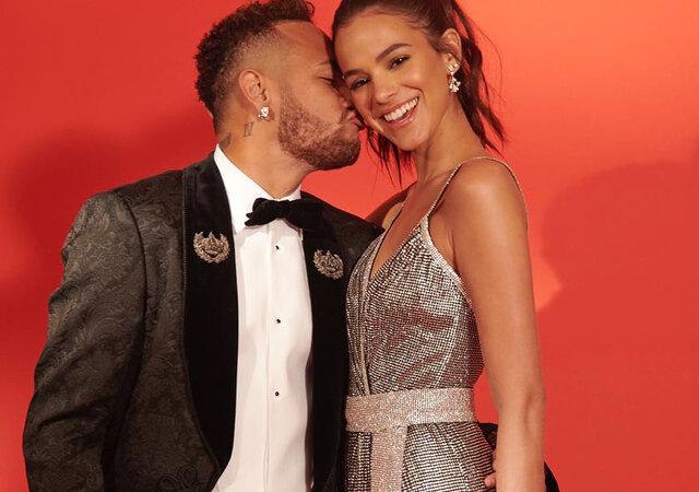 Neymar e Bruna Marquezine estão (novamente) separados