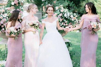 Примерка свадебного платья: кого взять с собой на поиски сокровища?