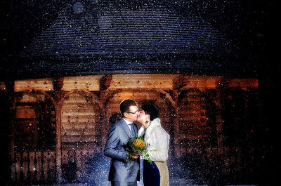 Hochzeitsfotografen in Österreich und ihr schönster Fotomoment: Der Hochzeitskuss!