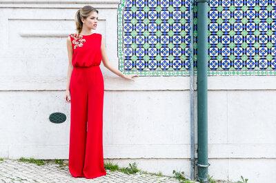 Penteados de convidadas que também funcionam para as noivas: aposte na última moda!