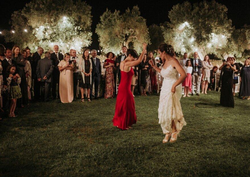 Le tue nozze esclusive in una location decisamente all'altezza delle aspettative