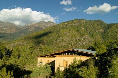 Butão: lua de mel exótica para quem busca paz, história e espiritualidade!