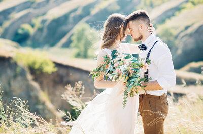 Le 7 cose che NON possono mancare in un matrimonio estivo 2017