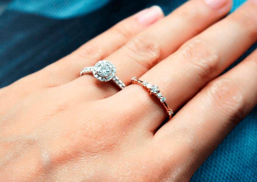 Matrimony Rings: joyería fina para un compromiso de por vida