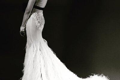 60 vestidos de noiva na New York Bridal Week 2015