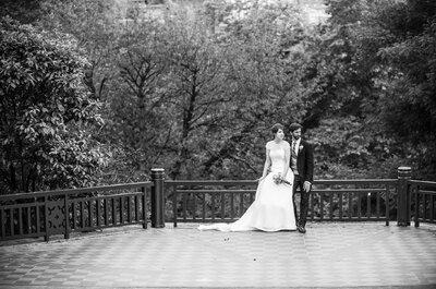 Una coincidencia que acabó en boda: el gran día de María y Alayn
