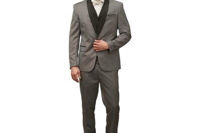 Déclaration : pour un costume de mariage chic, tendance et bien coupé