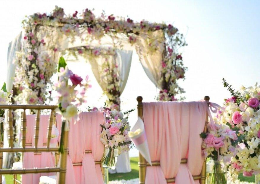 Affidatevi ad una wedding planner esperta per essere coccolati e consigliati: Silvia Amantini