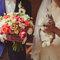 Bukiety ślubne na lato