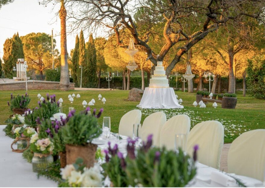 Casale Santa Lucia, dove risiede la magia per i vostri eventi più importanti