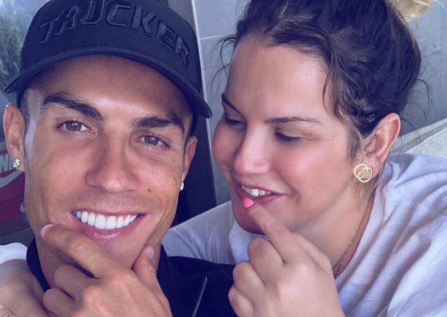 Mais um bebé a caminho na família de Ronaldo: Kátia Aveiro está grávida!