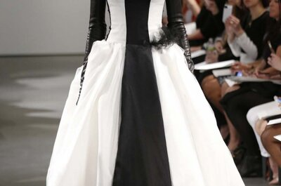 Vera Wang Spring 2014 Wedding Dresses: Back to Basics