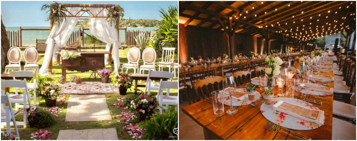 7 locais para 7 estilos de casamento: o seu pode ser um deles!