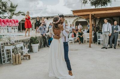 Mi gran boda canaria: así fue el gran día de Anjara y Samuel