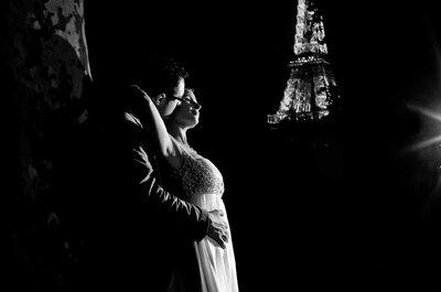 Flitterwochen in Paris – Romantik pur