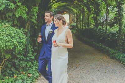 Cómo elegir el vestido de novia si estás embarazada