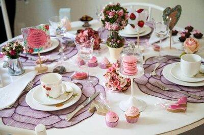 Bolos, doces e outras delícias para seu casamento em Fortaleza