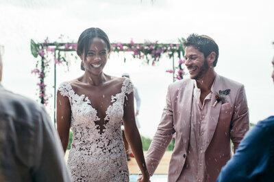¿Hasta qué punto es bueno hablar de tu boda?