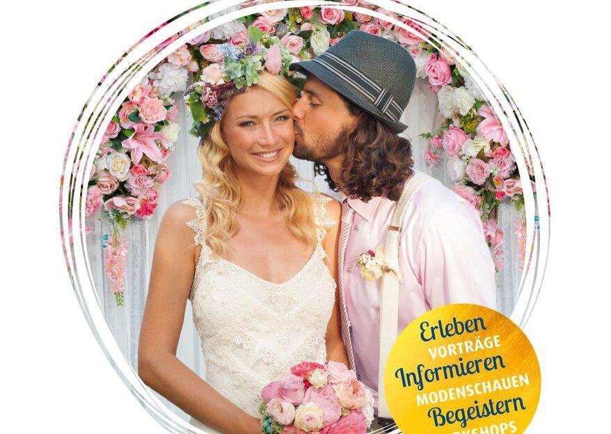 Trau Dich! Die Hochzeitsmesse in München – Inspirationen für den schönsten Tag im Leben!