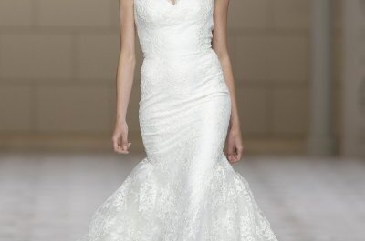 Pronovias 2015: Ein goldener Hochzeits-Traum auf der Barcelona Bridal Week