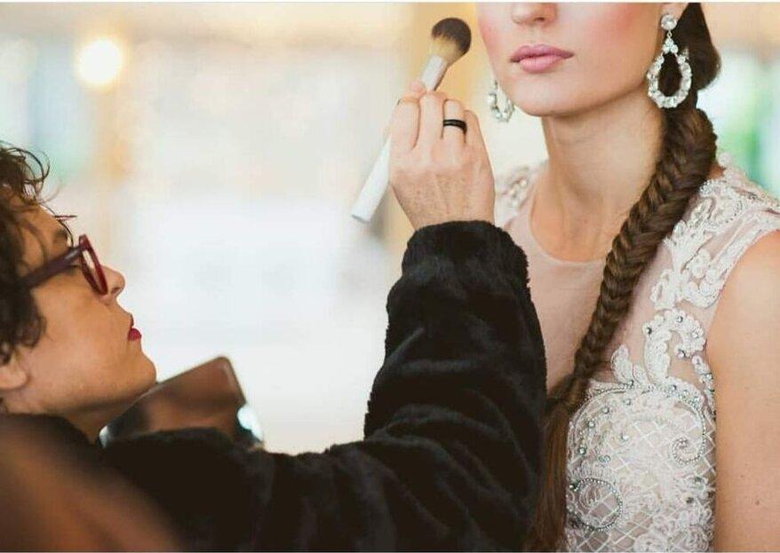 Mary Noira Makeup Artist and Beauty Professional, il segreto di bellezza per tutte le spose