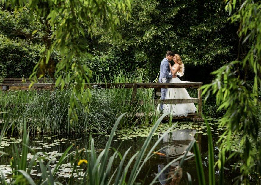 Heiraten wie Alice im Wunderland – Feiern Sie mit Ihren Gästen eine unvergessliche Teeparty!