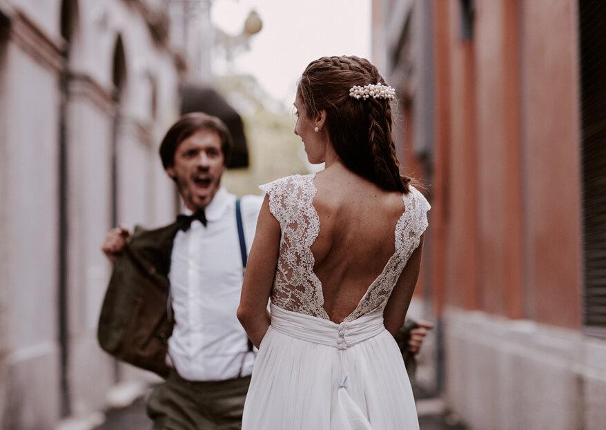 10 tradições que pode saltar no casamento