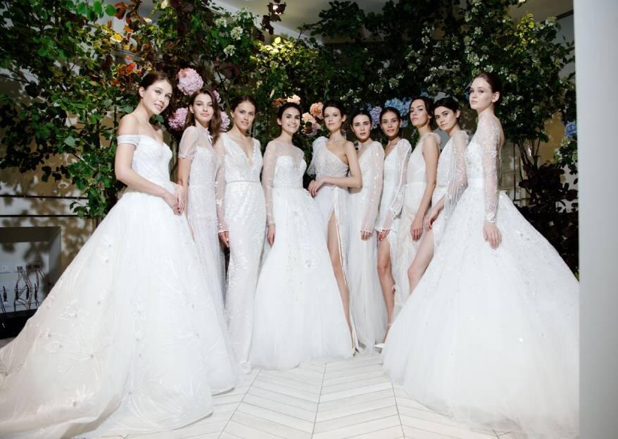 Первое trunk-show Wedding by Mercury в event-пространстве Shakirova Space