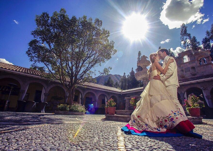 Hoteles de Aranwa, hermosos escenarios para una boda destino ¡Enamórate de sus paisajes!