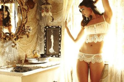 Como escolher lingerie para noivas: As mais belas tendências