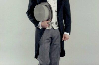 Beral : des vêtements de cérémonie pour des mariés élégants et tendances