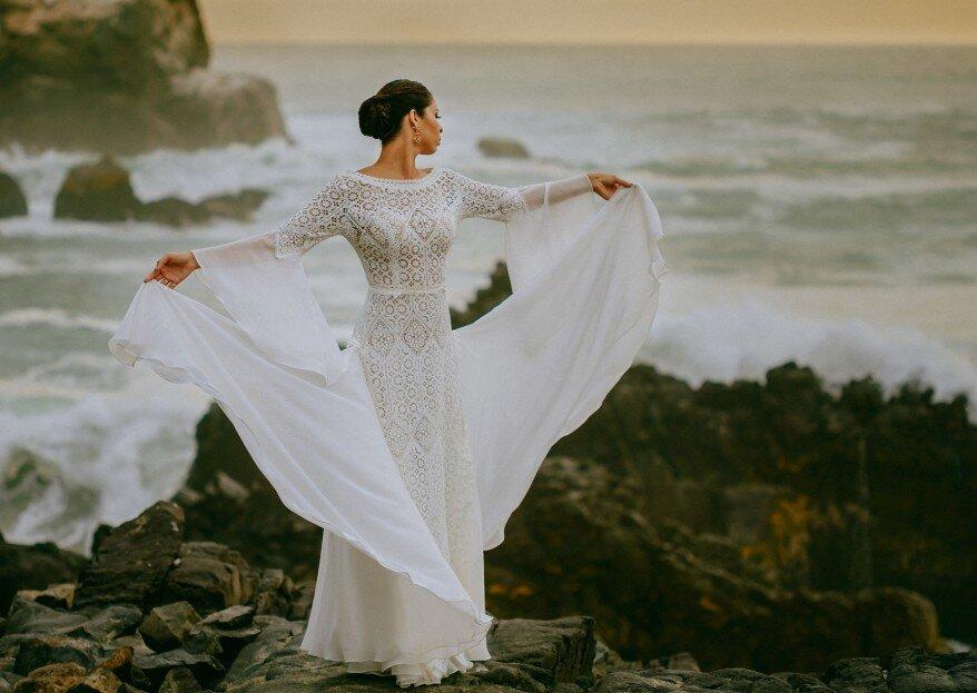 Erika Atelier tiene todo lo que necesitas para tu look nupcial, ¡así serás la novia más hermosa!