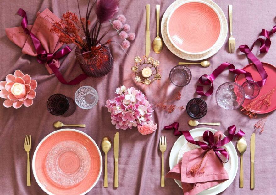 Cómo decorar la mesa para San Valentín: 6 consejos muy útiles