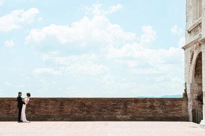 «Истинный» портрет вашей свадьбы, с фотографиями Марио Feliciello!