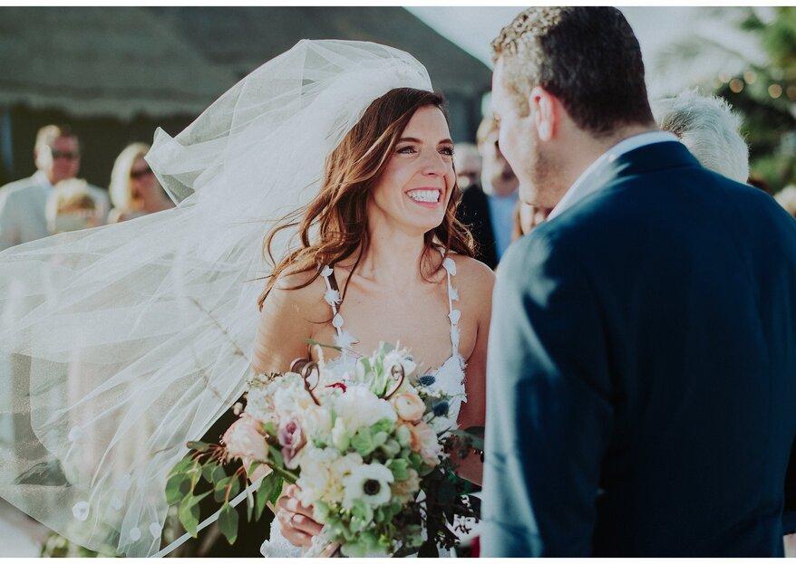 10 cosas que toda novia debe tener el día de su boda