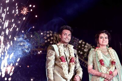 Fabulous and grand Wedding of Shaivya and Shwetank: The one that started with a friend request