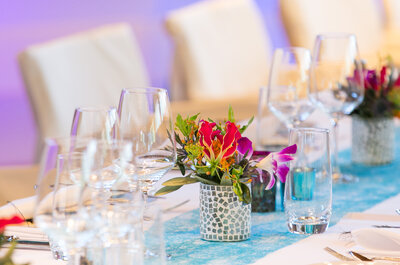 Hochzeitsfloristik für Ihren Hochzeitstag – Mit dem Können von Sandra Ebner