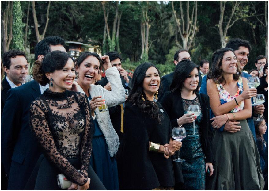¿De qué se quejan los invitados de una boda? 10 cosas que no les gustan