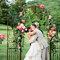 Los más lindos altares de boda para tu ceremonia religiosa - Foto Kristyn Hogan