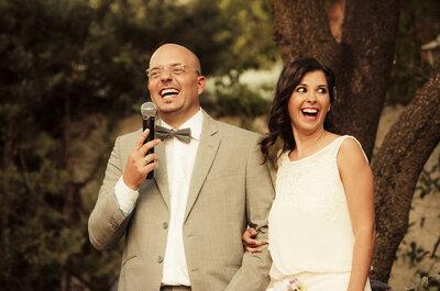 Un mes y medio para el mejor día de sus vidas: la boda exprés de Esther y Luis