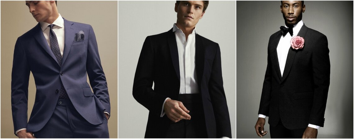 Las 6 mejores tiendas de trajes de novio en Bogotá ¡Vístete de tendencia para dar el Sí!