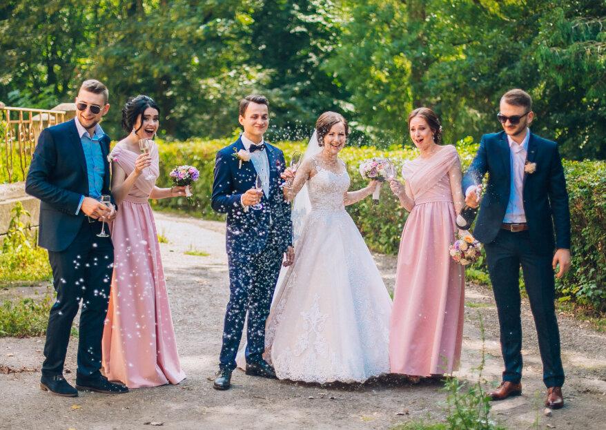 Cómo ser la invitada perfecta a un matrimonio: ¡5 tips infalibles para lucirte!