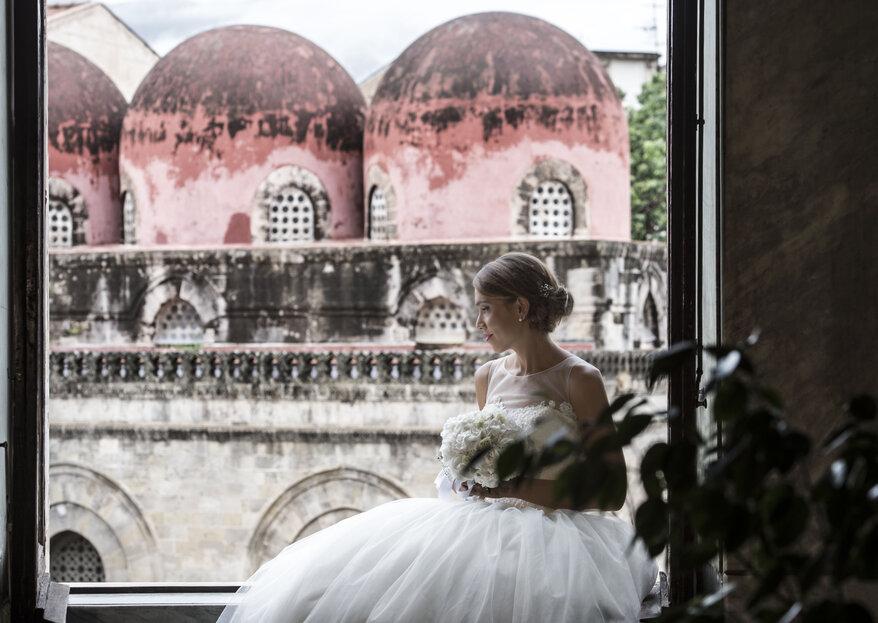 Come scegliere l'abito da sposa perfetto? 5 passi da seguire alla lettera
