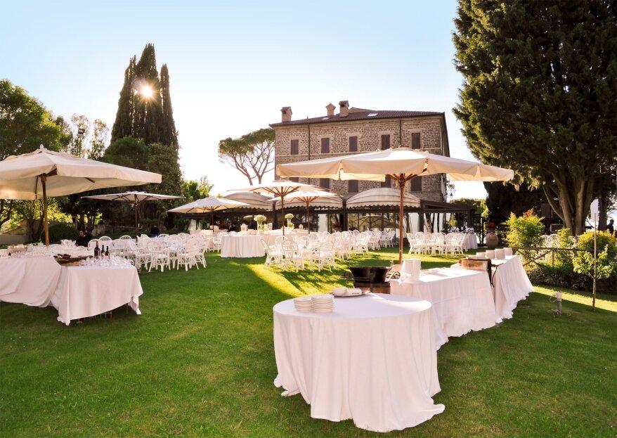Villa Castelli: un matrimonio in villa come l'hai sempre immaginato