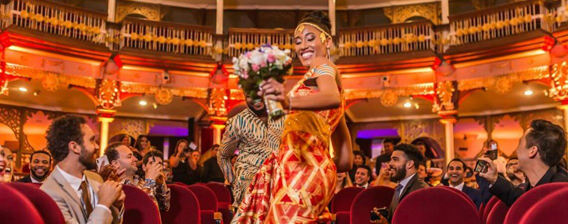 Así es una boda cultural en Cartagena: ¡nos explica una wedding planner!